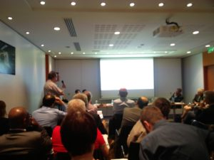 SA 2019 : Notre présentation lors du comité de ligne RER D