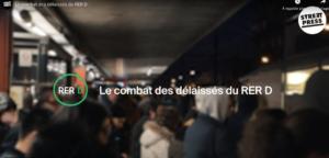 Le combat des délaissés du RER D